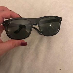 Authentic men's RayBan sunglasses